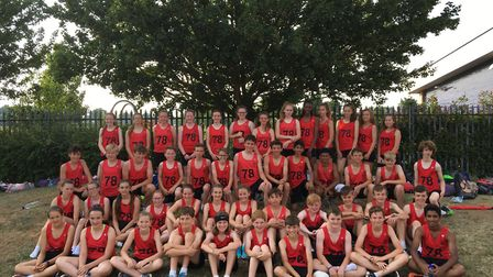 The Year 7 and 8 athletes from Greneway School had another successful outing.