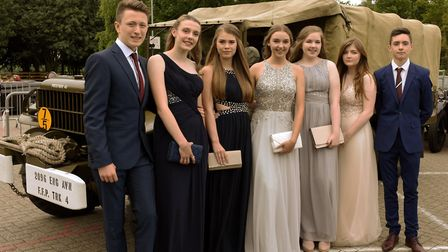 Ben Lukey, Alice Rutherford, Emma Vajzovic, Holly Hoy, Rebekah Watts, Katie George, and Harry Keate