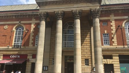 The inquest is taking place at Peterborough Town Hall.