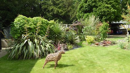 The gardens on show at Foxton Open Gardens 2017