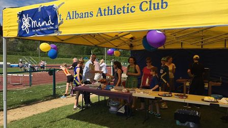 St Albans Athletic Club want the public to come down to Westminster Lodge as they kickstart the lond