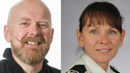 YOPEY founder Tony Gearing and Herts police deputy chief constable Michelle Dunn are among those rec