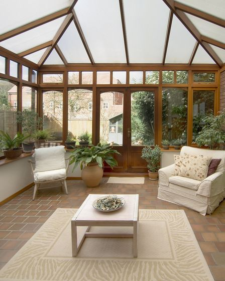 The best conservatory is one that matches the period and style of your home [PA Photo/thinkstockphot