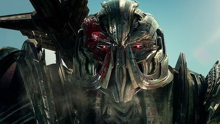 Transformers: The Dark Knight (12A) is out in cinemas now.
