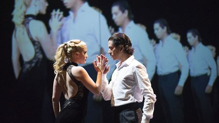 Argentinian Tango is at Saffron Hall