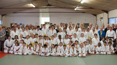 St Albans Judo Club held their final ever night in their old home before moving to a new venue at Ba