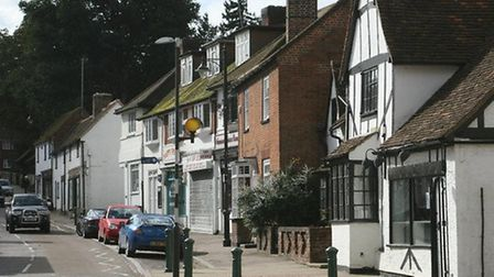 Wheathampstead's picture perfect high street