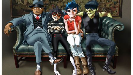 Gorillaz will play a warm-up show in St Albans