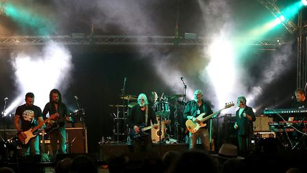 C29 performed at a previous rock festival