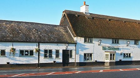 The Chequers, St Albans Road, Redbourn