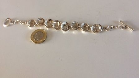 Jewellery stolen from a house in Harpenden