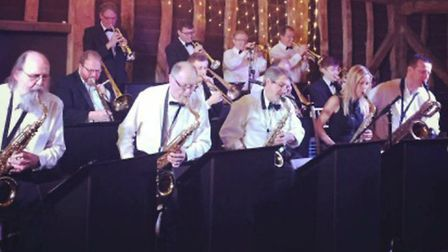 Opus 17 are set to swing into Royston tomorrow.