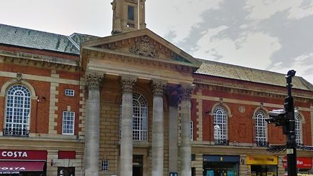 Peterborough Town Hall. Picture: GOOGLE