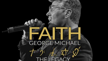 Faith: The George Michael Legacy comes to The Alban Arena in St Albans