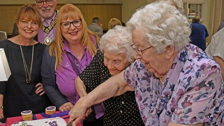 Opening of Nelson Lodge Care Home, in St Neots.