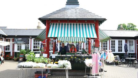 The stall is in Royston Corn Exchange from 8am every Wednesday and Saturday. Picture: Karyn Haddon