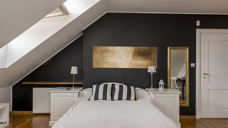 A loft conversion can create a new master bedroom or guest suite [PA Photo/thinkstockphotos]