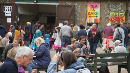 Childwickbury Arts Fair is held every year in July [Picture: Sharon Struckman]