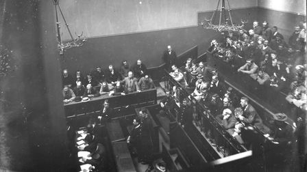 The trial of Walter Horsford
