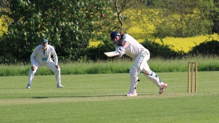 Dominic Ascroft-Walker hit a ton and took eight wickets last weekend.