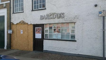 Barclays in Kimbolton