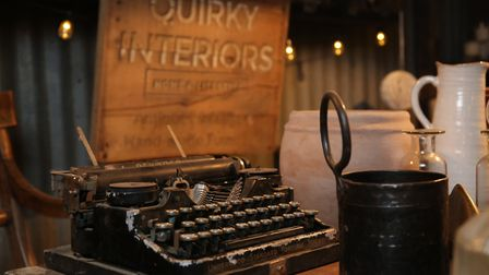 Quirky Interiors is on Coopers Green Lane, St Albans
