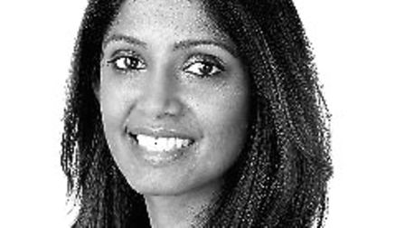 Priya Palanivel, partner at Rayden Solicitors in St Albans. Picture: RAYDEN SOLICITORS