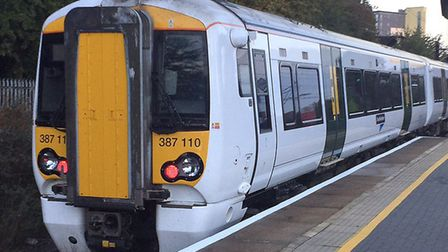 There has been a mixed response to timetable changes proposed by Govia, which now has Class 387 trai