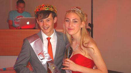Abbey College, Ramsey, prom