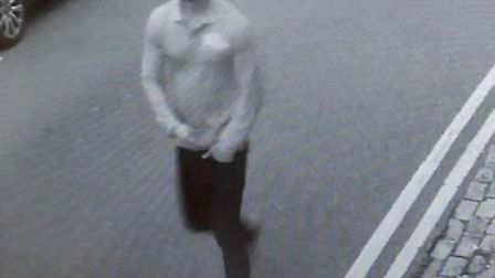 Hertfordshire Police are looking to speak to these people in connection with an assault in St Albans