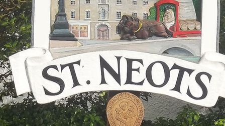 St Neots is hosted a business event on June 9.