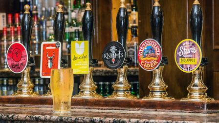 St Albans' Waterend Barn pub is to hold 17-day cider festival. Picture: MARTIN HUMBY