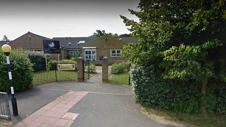 Cromwell Academy in Huntingdon. Picture: GOOGLE.