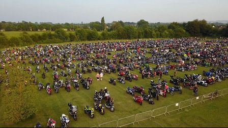The RDMCC June show. Picture: Mark Coningsby