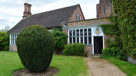 Rothamsted Manor in Harpenden. Picture: JOHN MATHEWS
