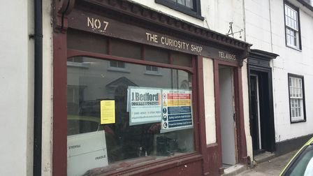 An application has been submitted to transform the Old Curiosity Shop into a two-bedroom flat