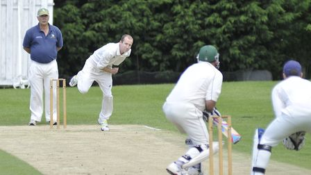 Ricky Masters took five wickets to help Abbots Ripton to victory.