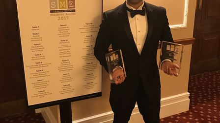 Founder of British Essentials, Merik Chadda, follows up award win with business move