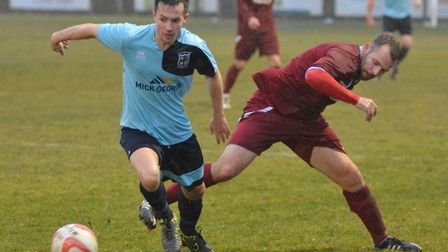 Reece King hit a hat-trick in Godmanchester Rovers' friendly win.