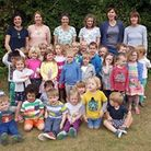 St Saviours Pre-School and Nursery in St Albans receives top marks in its Ofsted inpsection. Picture
