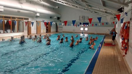 Fundraisers have been taking part in a host of challenges for Melbourn Sports Centre.