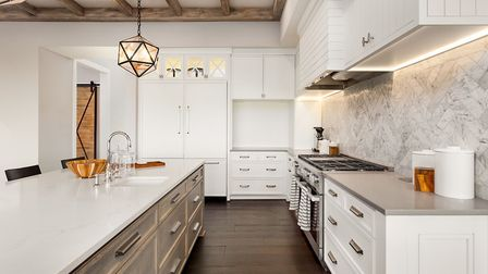 Replacing a dated kitchen with a modern one will make a big difference to your life - and your home'