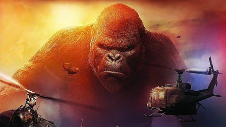 Kong: Skull Island is the DVD of the Week