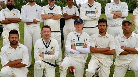 St Albans Cricket Club won the first ever T20 St Albans Big Bash.