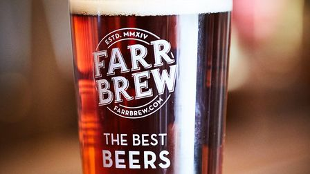 The Farr Brew brewery is near Wheathampstead. Picture: Richard Brown