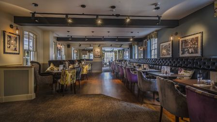 The newly-refurbished Golden Lion has re-opened.