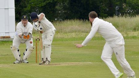 Sawtry batsman hit a half-century, but still ended up on the losing side in one of the few games to