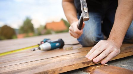 Some jobs, such as decking construction, may require expert input [PA Photo/thinkstockphotos]