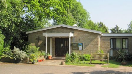 Chiswell Green United Reformed Church, Watford Road