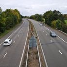 Transport links - including the A414 - are one of the area's main selling points